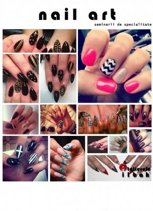 workshop nail art