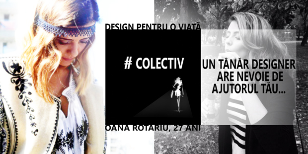 Colectiv Design pentru o viata - Oana Rotariu