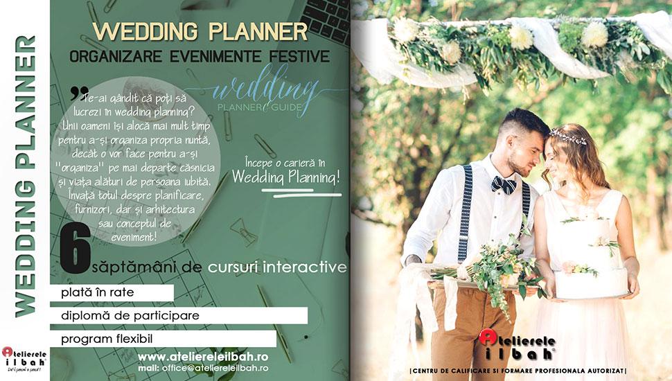 Curs Wedding Planner In Bucuresti Si Cluj Napoca