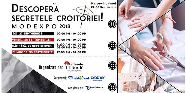 workshopuri-gratuite-de-croitorie-marca-Atelierele-ILBAH-la-MODEXPO-cover