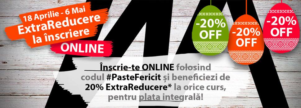 Slide-principal-ExtraReducere-Paste-Plata-Integrala-Cursuri-Atelierele-ILBAH