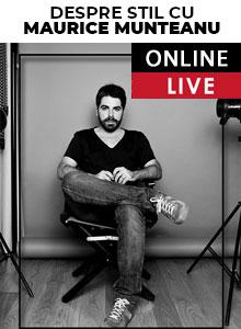 Curs-Stilism-Maurice-Munteanu-Totul-despre-stil-Online-LIVE-Atelierele-ILBAH-featured
