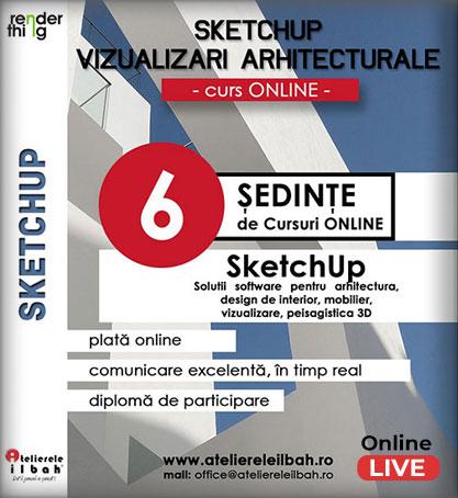 curs-sketchup-online